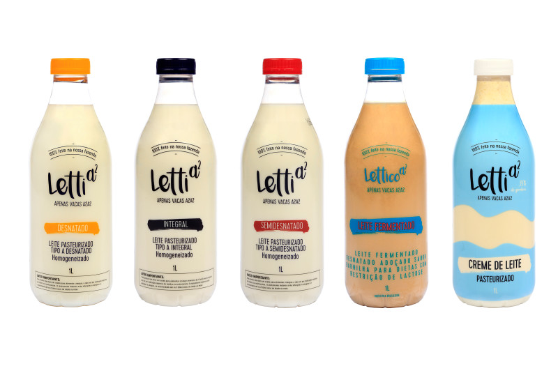 Dairy Packaging - Transparent Packaging for Fermented Milk