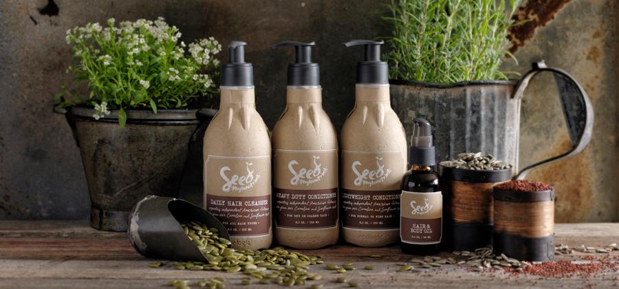Paper Packaging  - Loreal shampoo