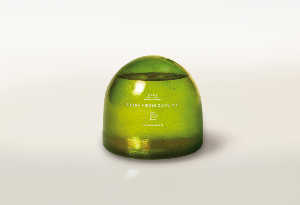 oil packaging innovations - sustainable material