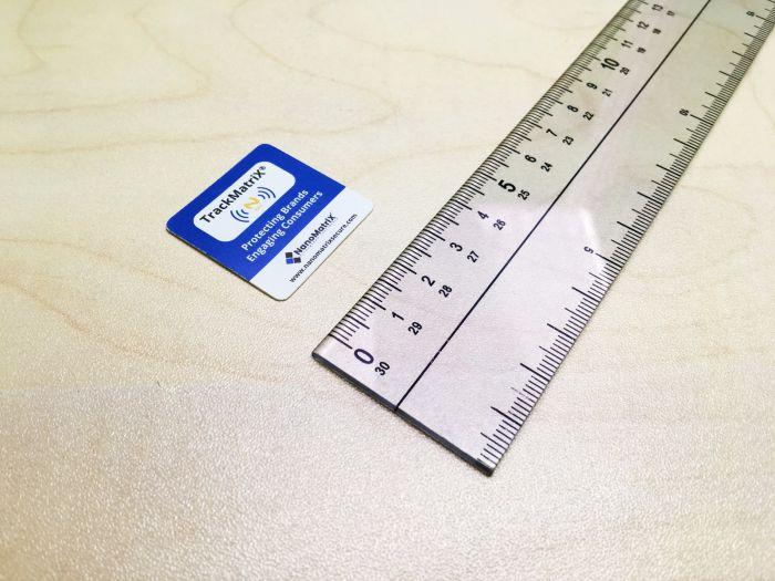 nanomatrix - innovative label designs