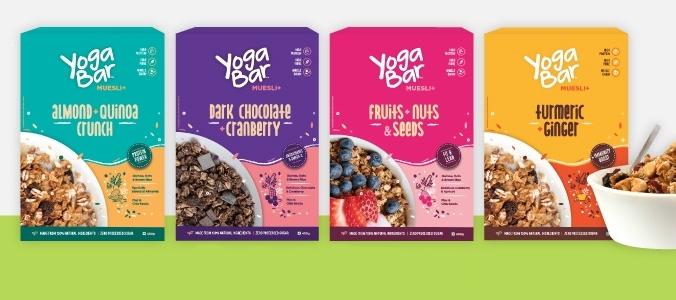 modern packaging design - clean label
