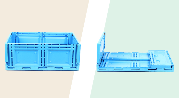 Foldable Crates- types of crates
