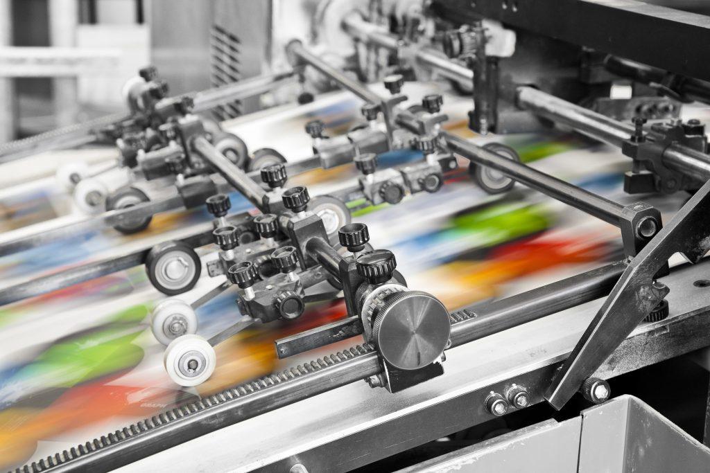 Flexographic Printing - Printer