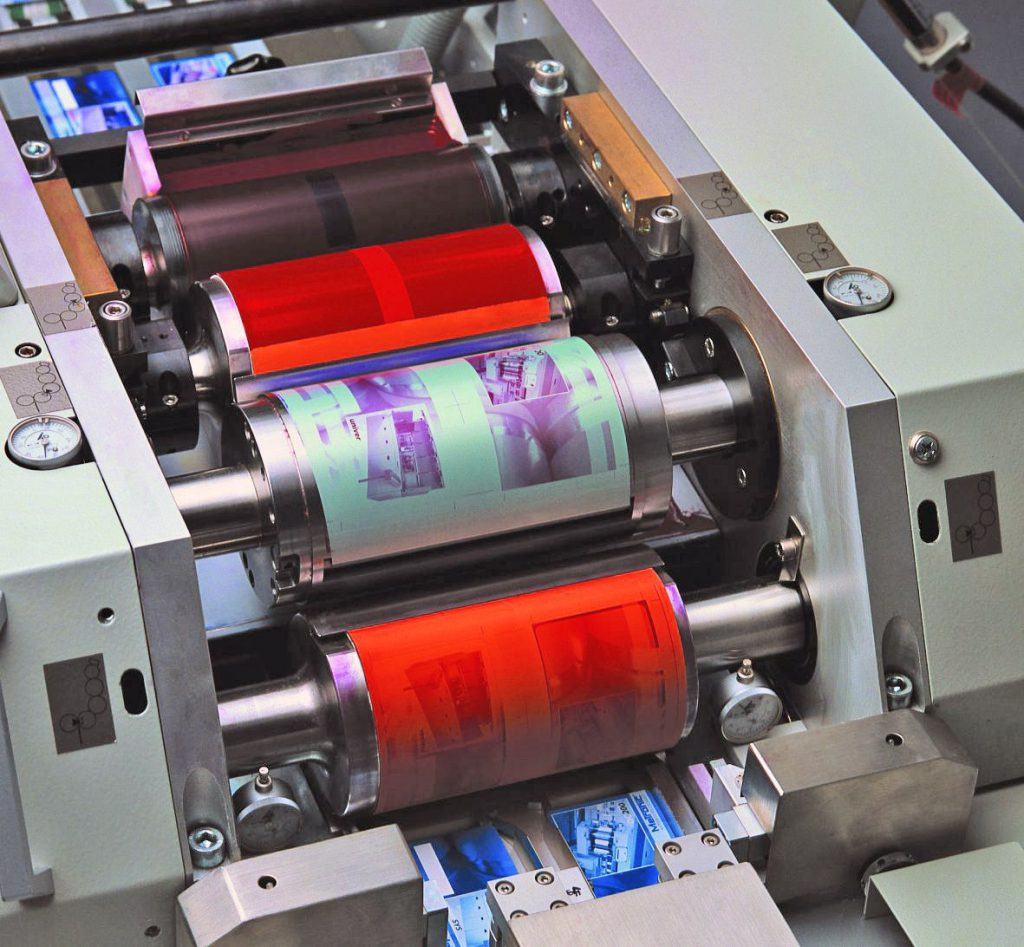 offset printing for Custom printed poly mailers