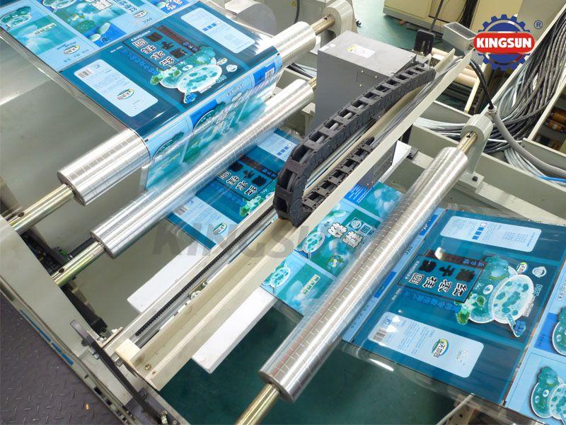 rotogravure printing process
