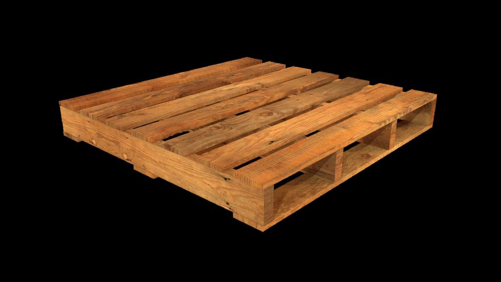 Stringer Pallet - types of pallets