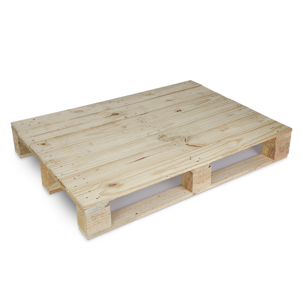 solid-deck-pallet - Type of Pallets