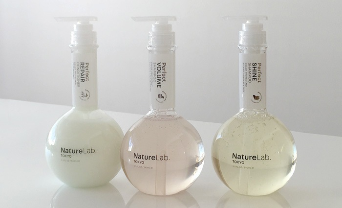 Nature Lab - cosmetics packaging innovation