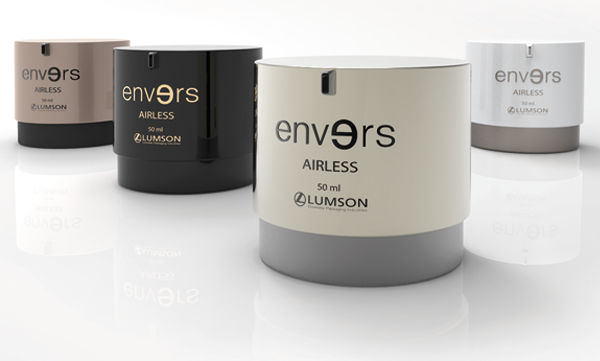 Lumson - cosmetics packaging innovation