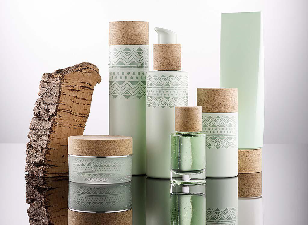 sughera - cosmetics packaging innovation