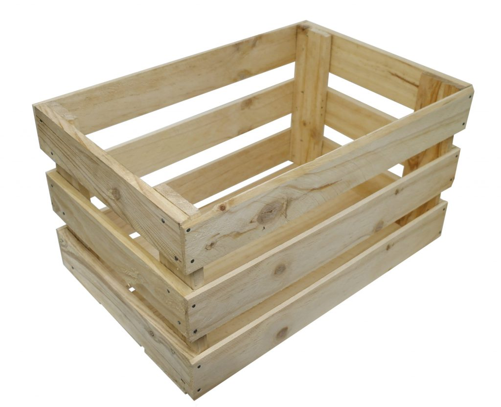 open crates- types of crates