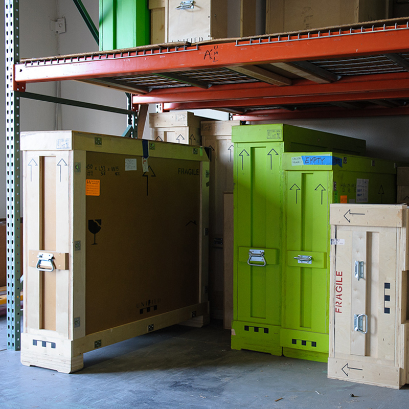 two way crates- types of crates
