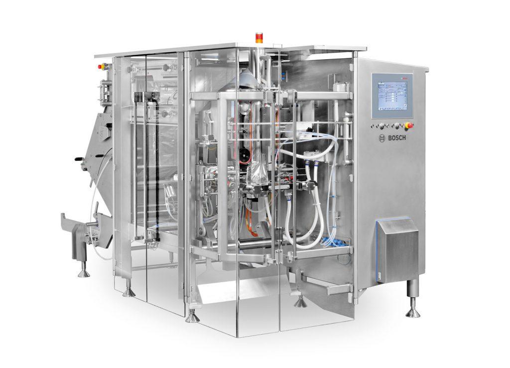 Bosch's frozen food packaging technology
