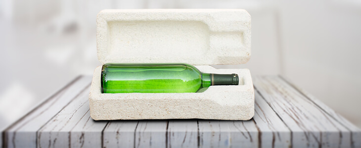 Eco-Friendly Packaging Material - mushroom-IKEA