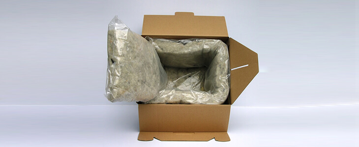 Eco-Friendly Packaging Material - Sheep Wool