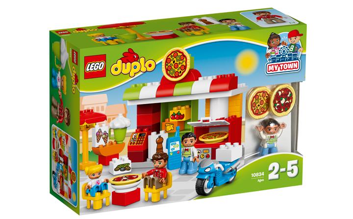 LEGO packaging-sustainable packaging