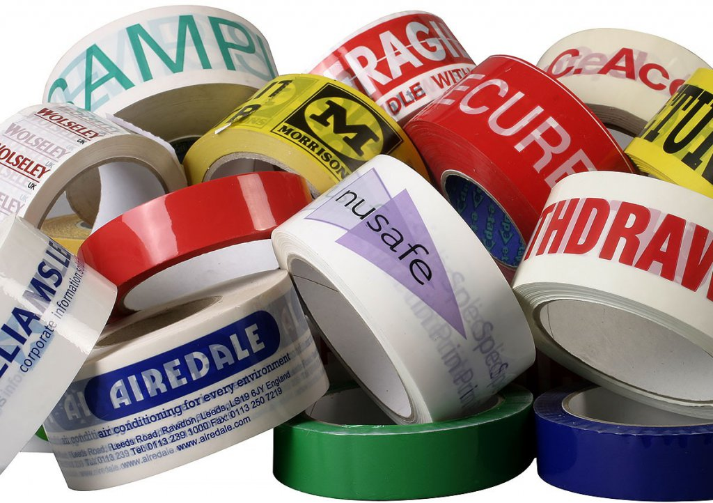 Customized Tapes  - Type of Tapes