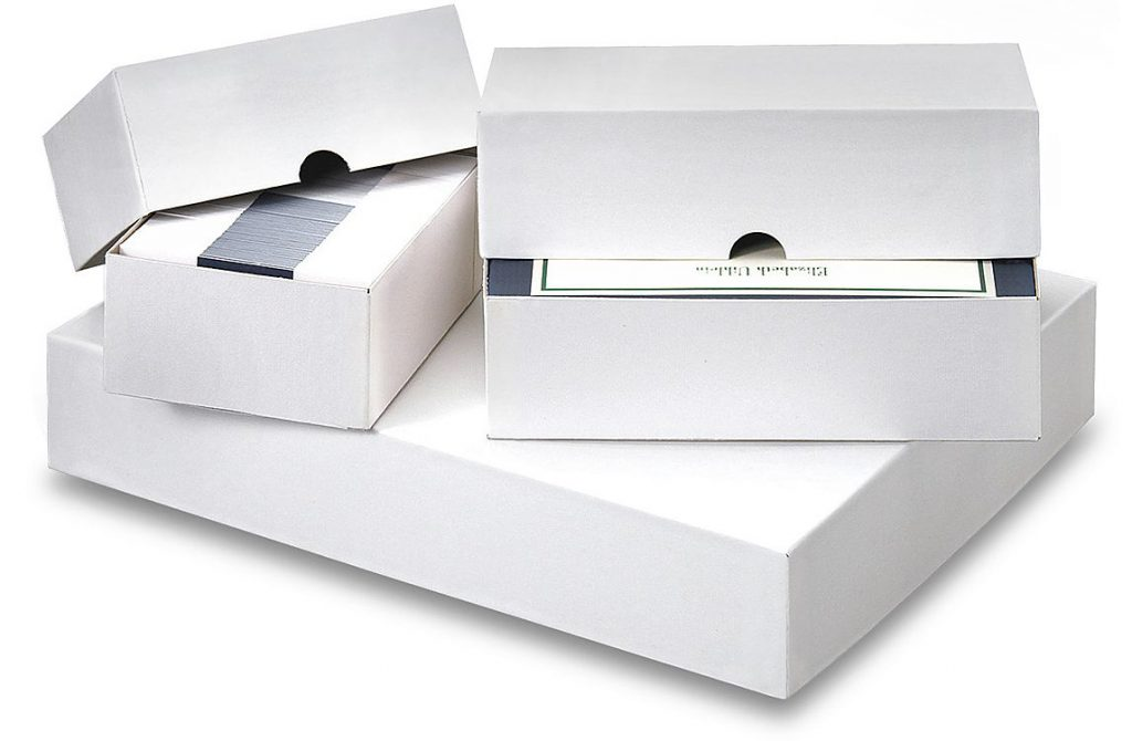 paperboard  or boxboard - types of packaging boxes