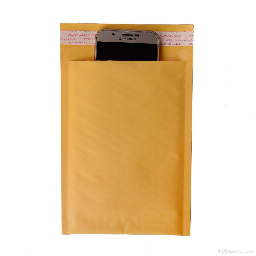 mailing bags- types of paper bags
