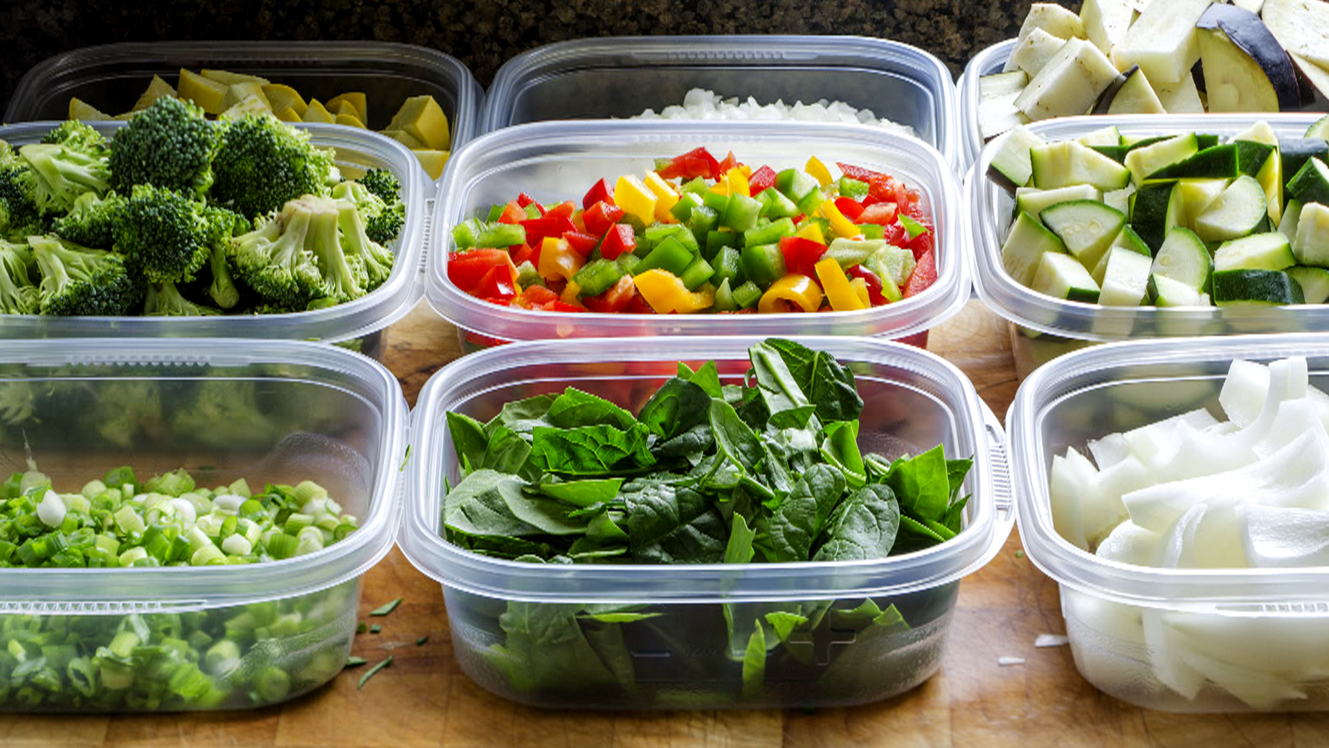 Plastic Containers - Primary Packaging