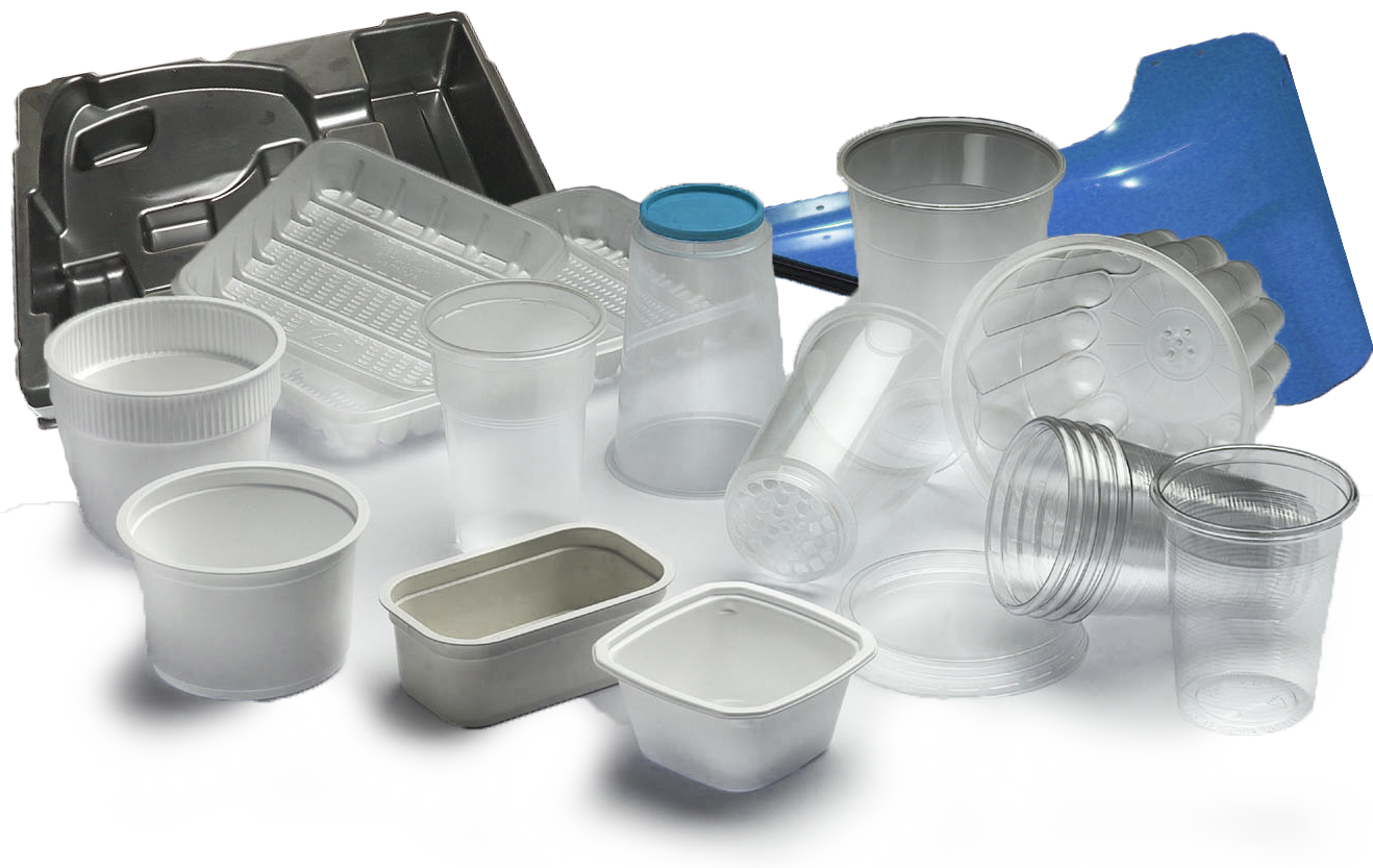 Thermoformed Products - Primary Packaging