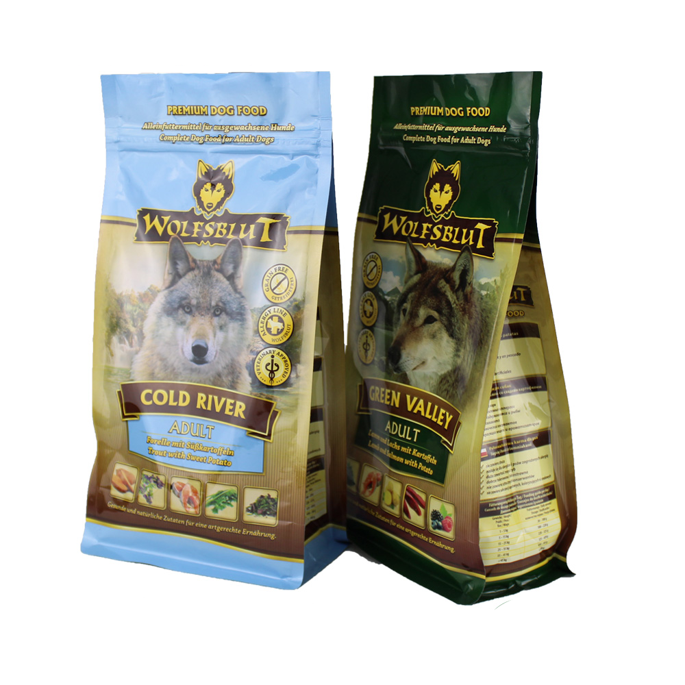 Laminated Pouches - Primary Packaging