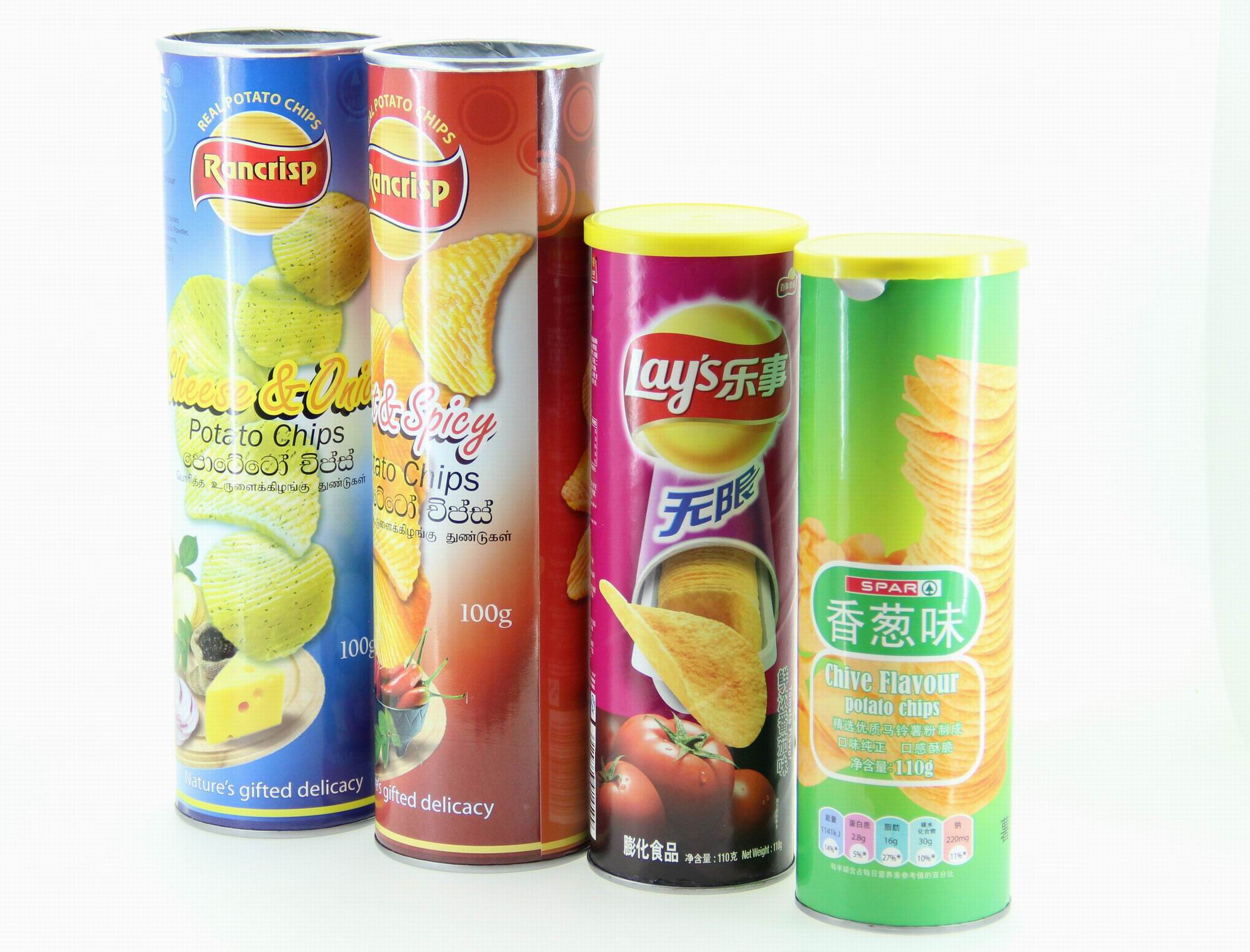 Composite Cans - Primary Packaging