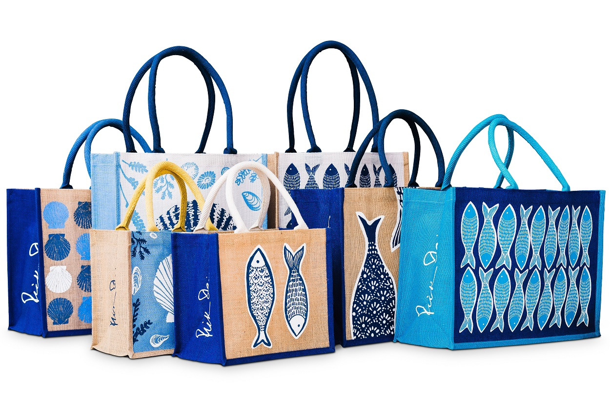Jute Bags - Primary Packaging