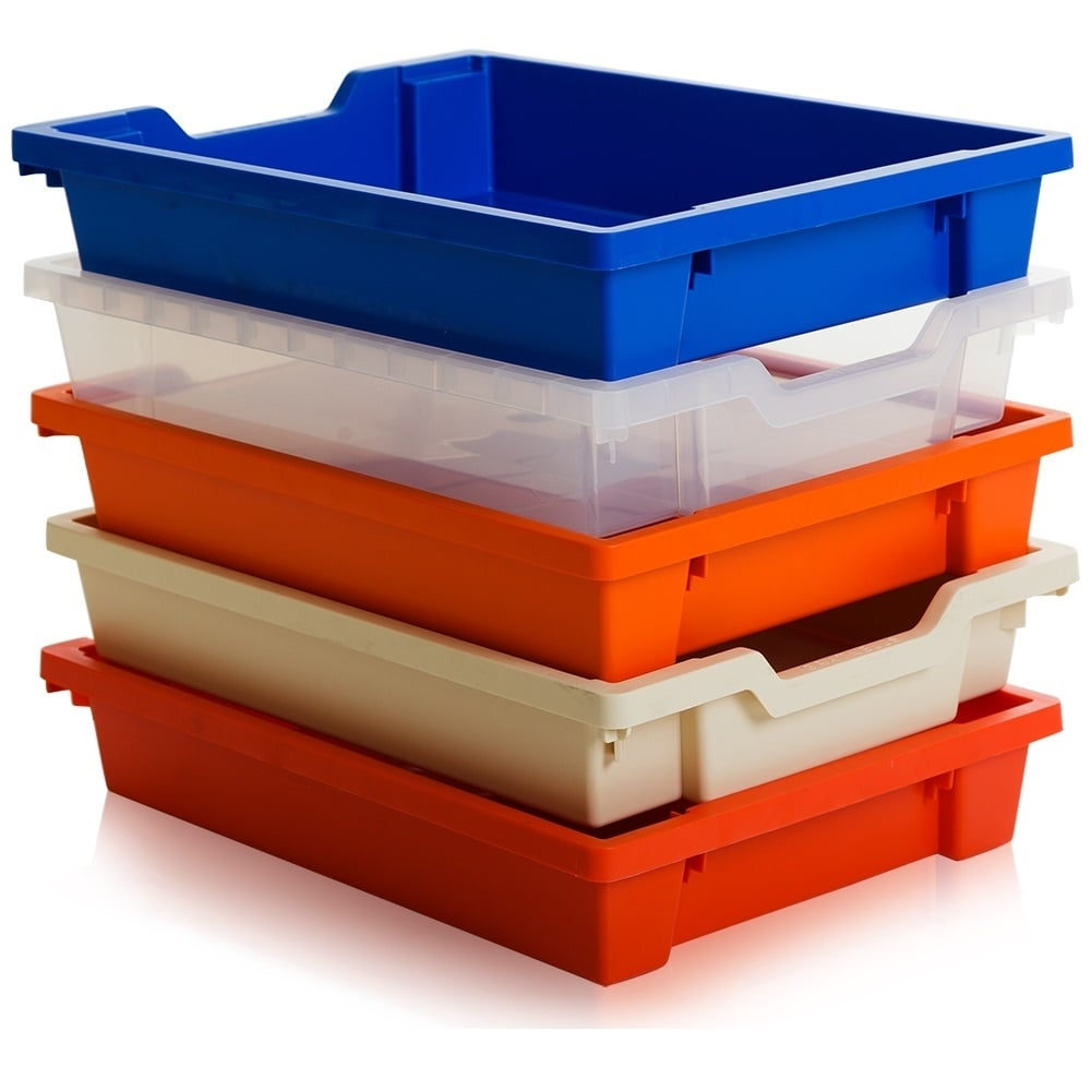 Plastic Trays - Secondary Packaging