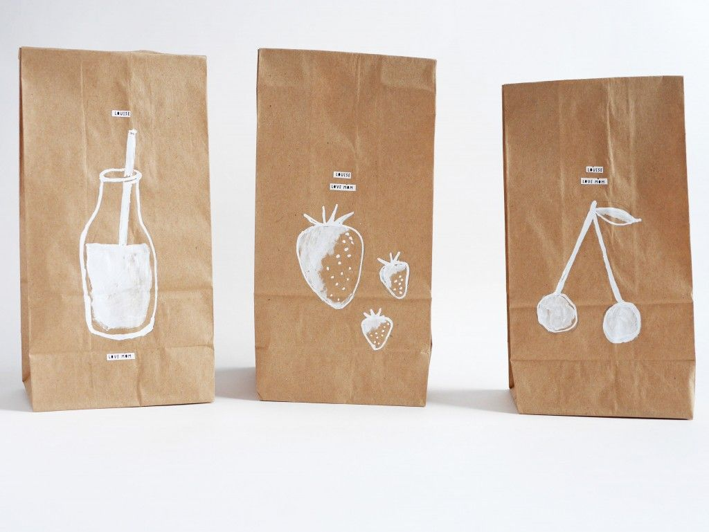 Paper Bags - Primary Packaging