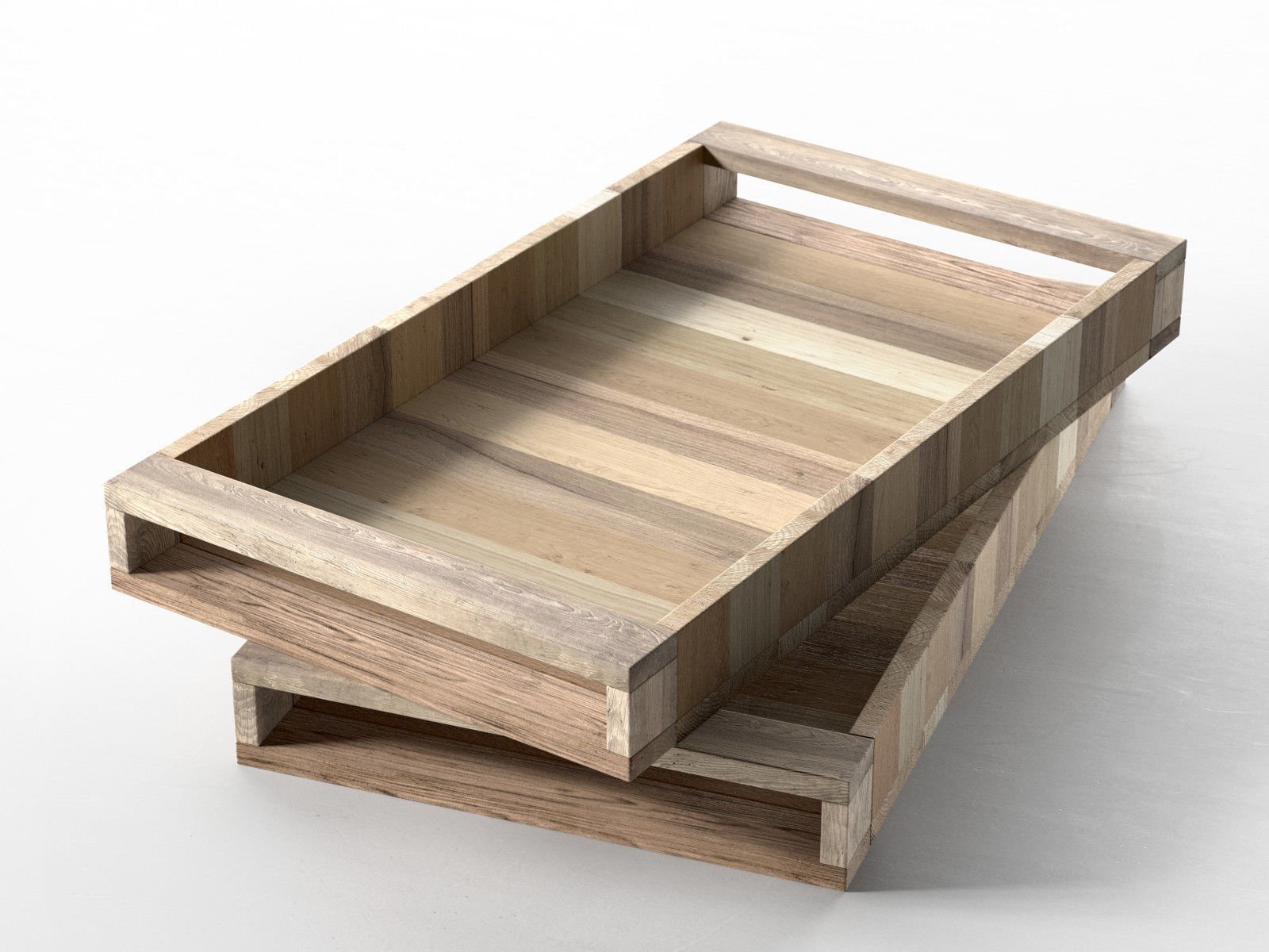 Wooden Crates - Secondary Packaging