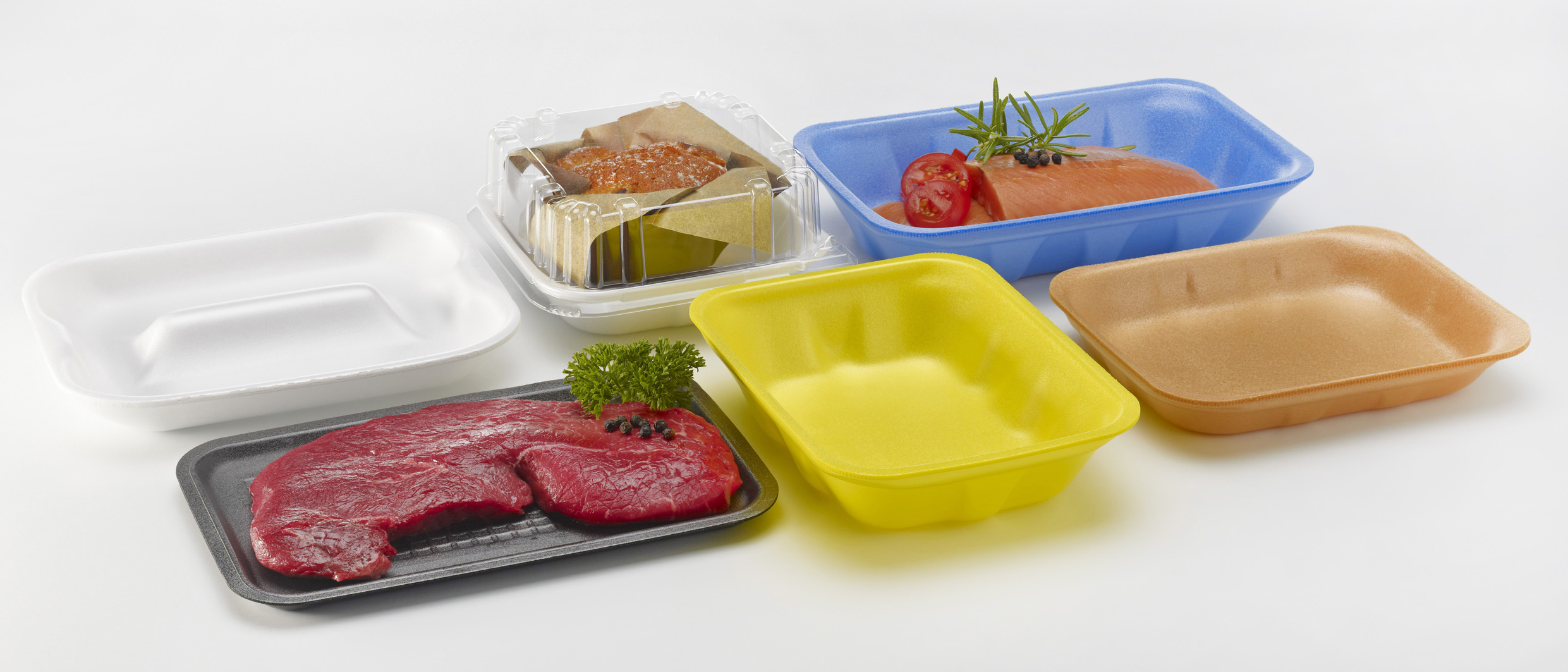 EPS Trays - Secondary Packaging
