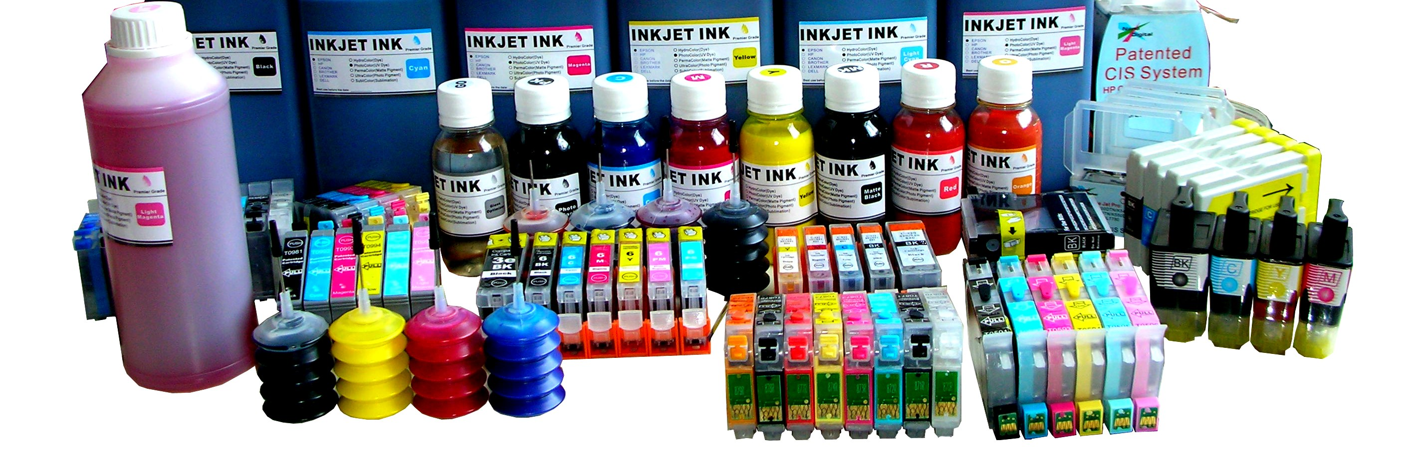 Printing Inks - Ancillary Packaging