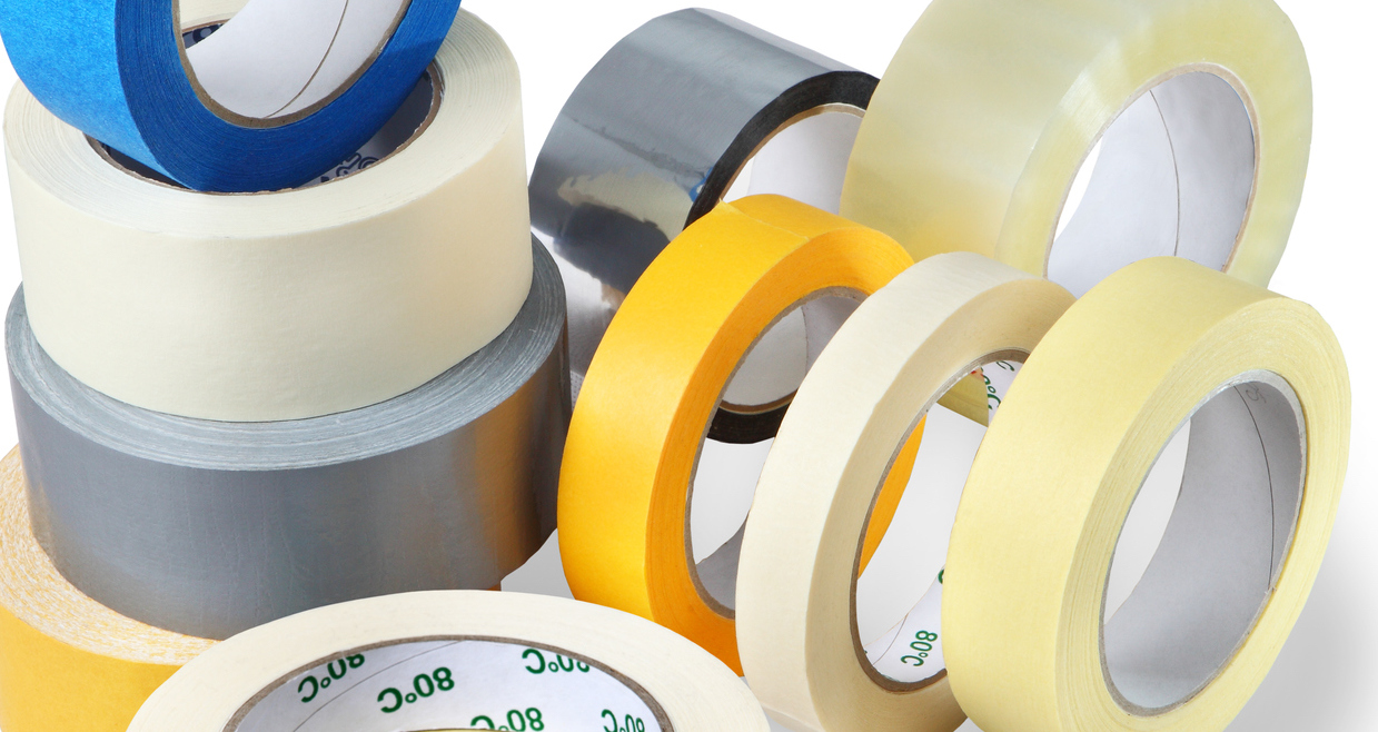 Tapes - Ancillary Packaging