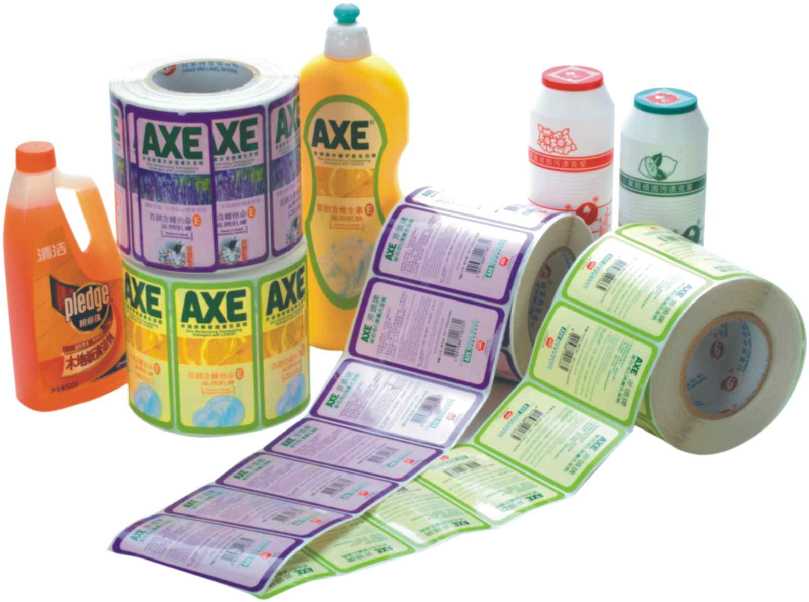 Labels - Ancillary Packaging