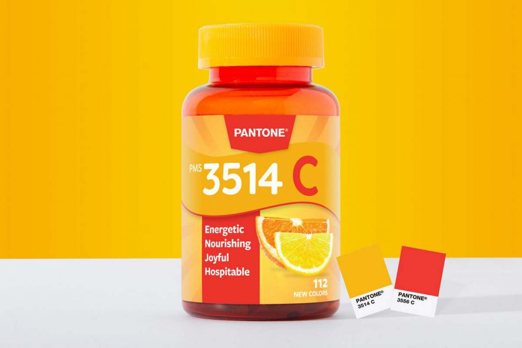packaging color - yellow