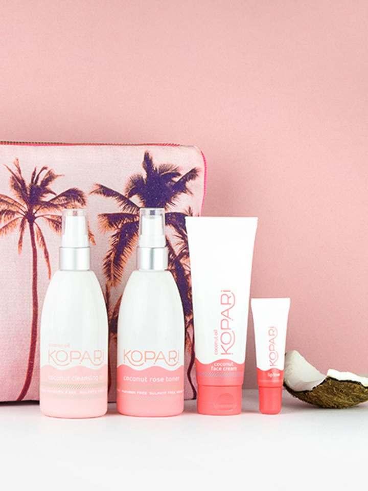 packaging color - pink