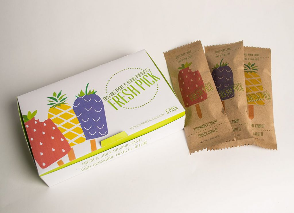 Food Packaging Trend - sustainable packaging