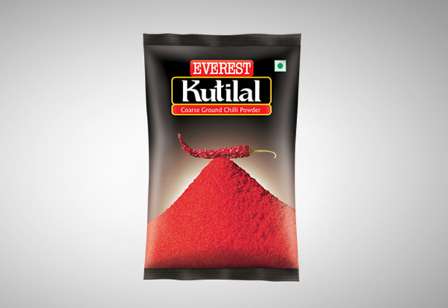 Food Packaging Trend - Everest Masala - Gradients