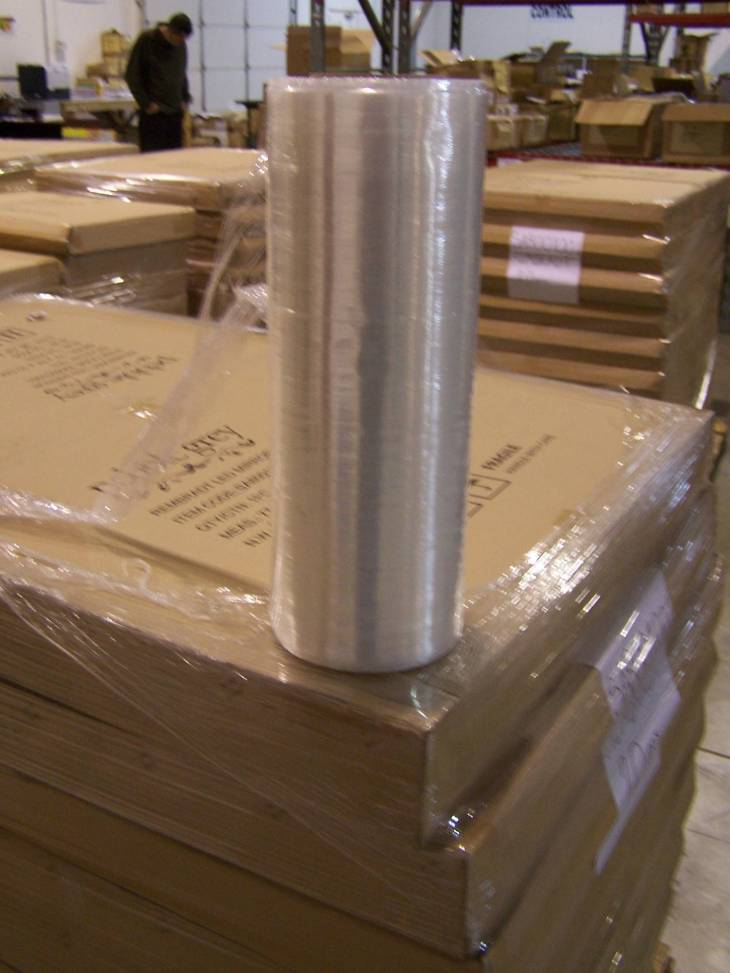 Stretch Films are used for wrapping ecommerce logistics products Buy Online from Bizongo