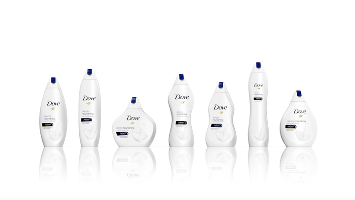 dove-packaging design and development