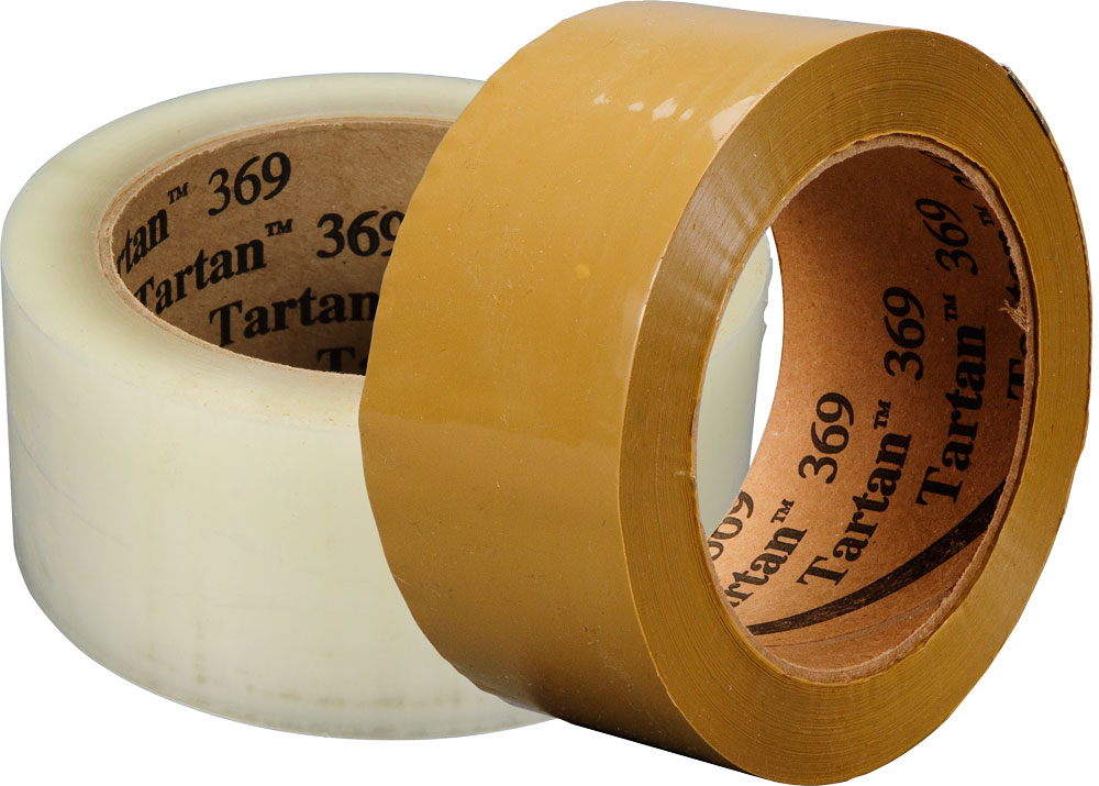 packaging glass products - carton tape