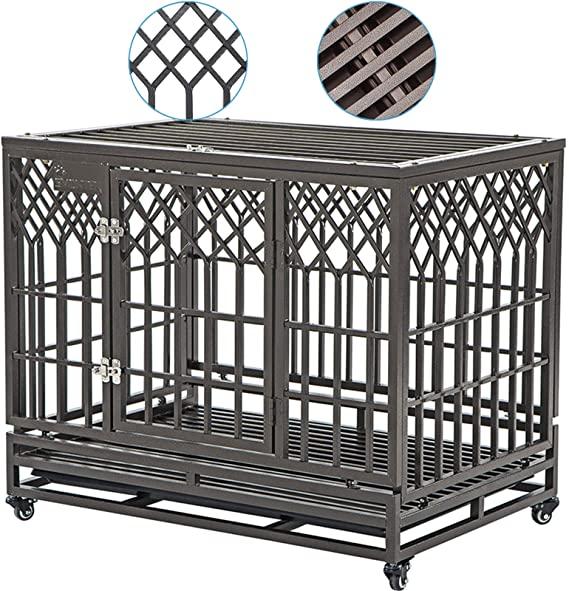 Types of Crates - Metal Crates