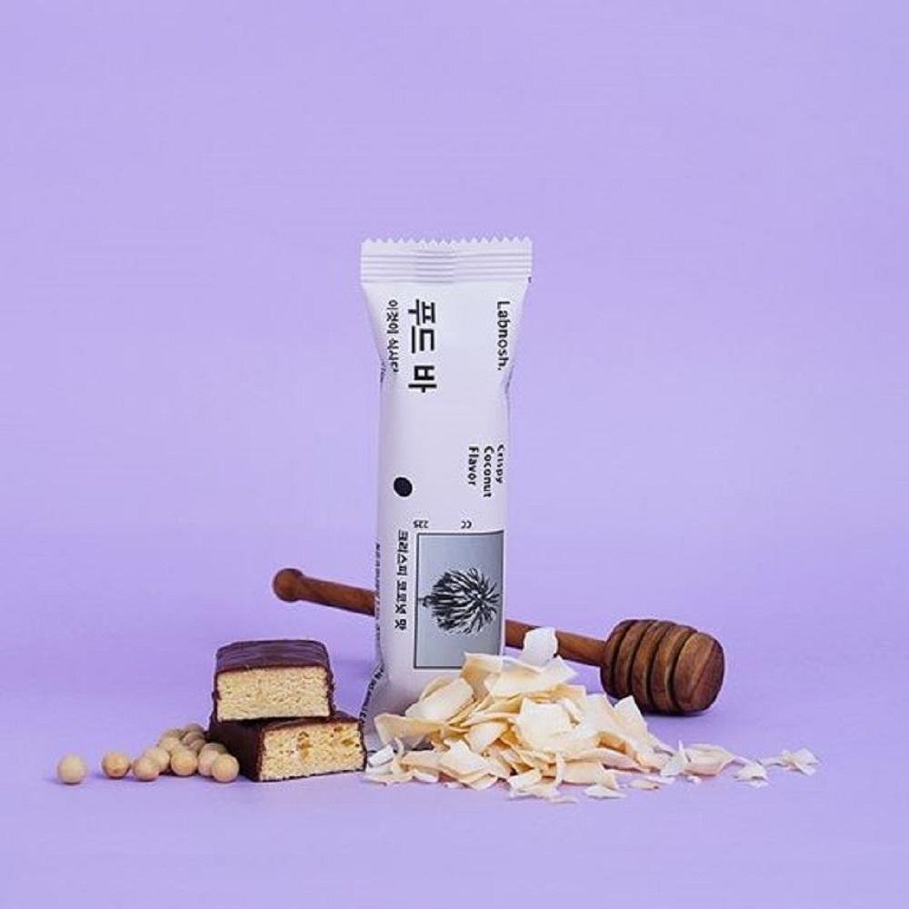Labnosh foodbar- Chocolate Packaging