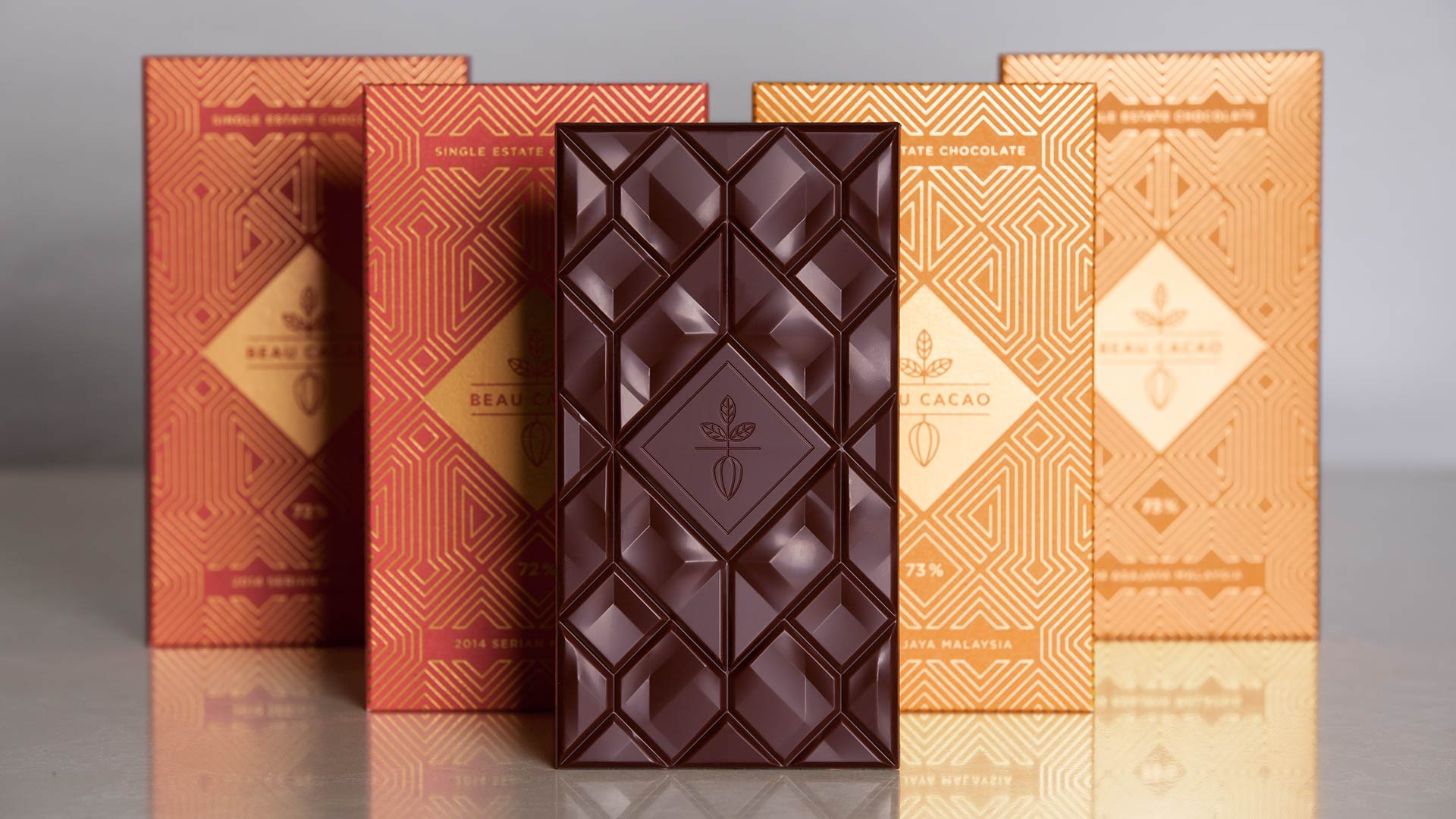 Beau Caco- Chocolate Packaging