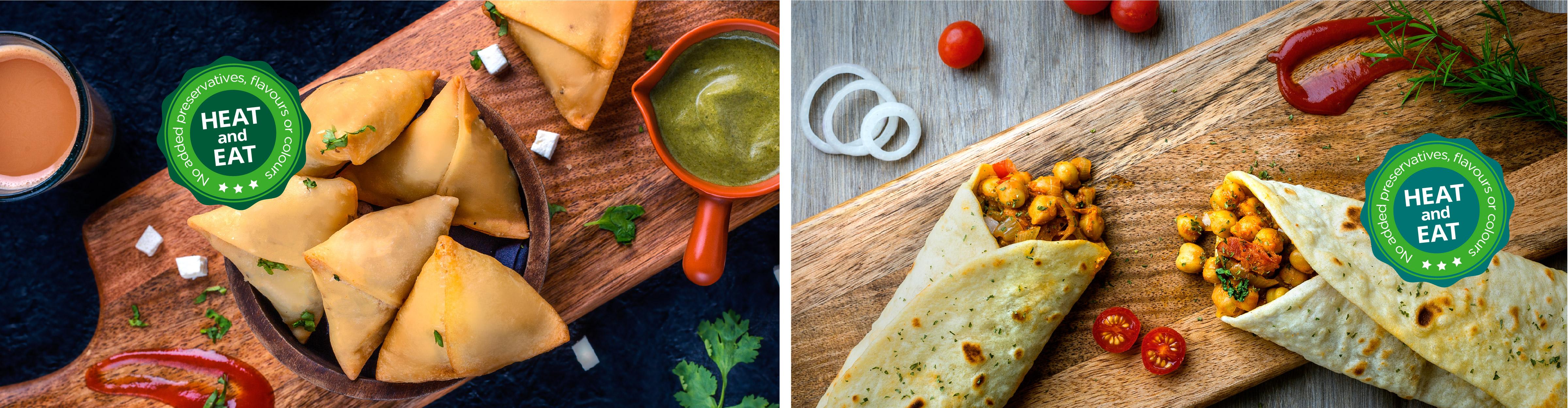 Desi Chef Food