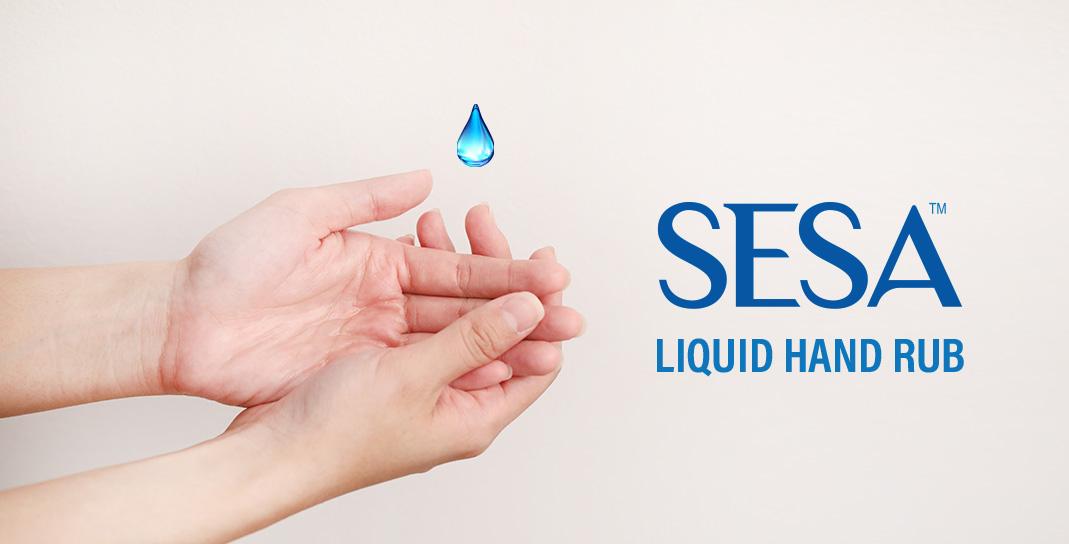 SESA Liquid Hand Rub