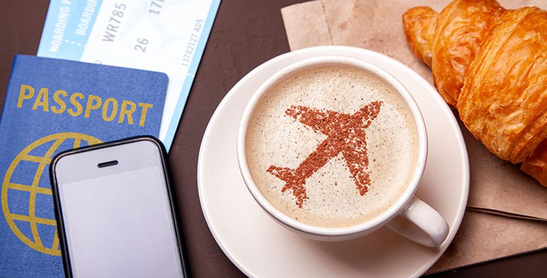 Food Takeaway at Airports