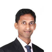 Rahul Sivanandan, Assistant Brand Manager, Jersey