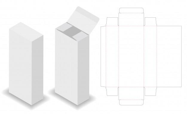 Packaging Prepress - Dieline